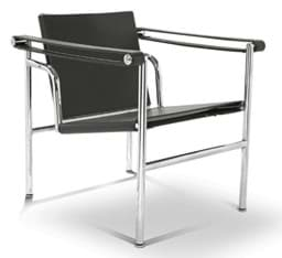 Picture of Le Corbusier Sessel LC1 Basculant (1928)