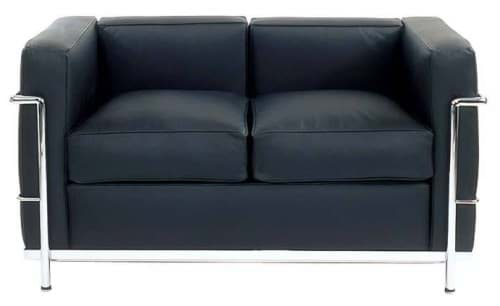 Picture of Le Corbusier LC2 Sofa, 2-Sitzer (1929)