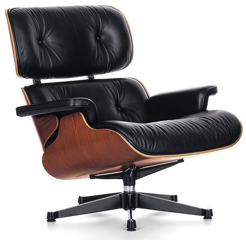 Brilliant Charles Eames Lounge Chair 1956 Machost Co Dining Chair Design Ideas Machostcouk