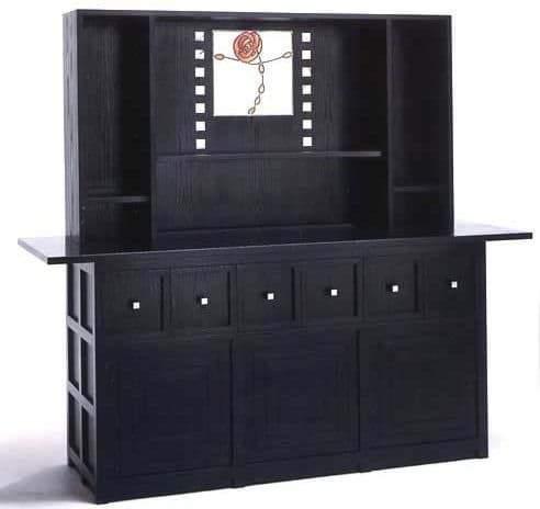 Charles R. Mackintosh Sideboard D.S.5 (1918)の画像
