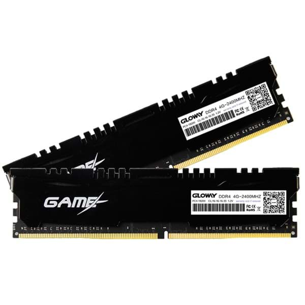 Gloway 2400Mhz DDR4 Memory Ram 32GB (16GBx2) DIMM Memory for Desktop Compatible with Intel Skylake की तस्वीर