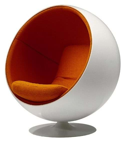 Eero Aarnio Ball Chair, Kugelsessel (1966)の画像