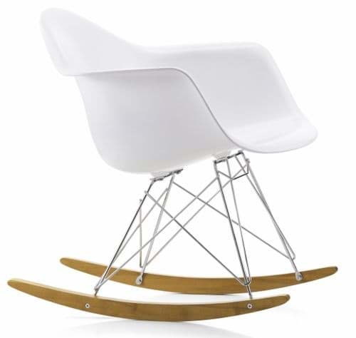 Charles Eames Rocking Chair RAR (1949)の画像