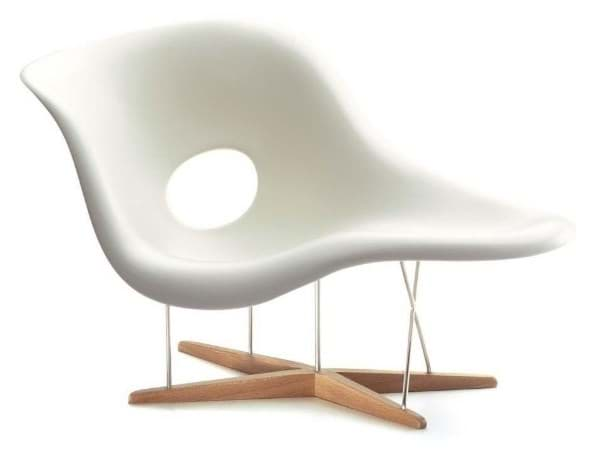 Charles Eames La Chaise Chair (1948)の画像
