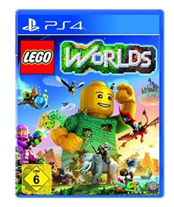 LEGO Worlds - PlayStation 4の画像