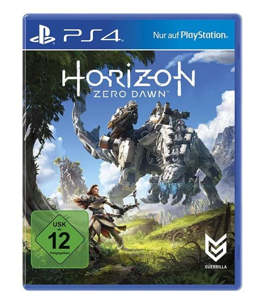 Horizon Zero Dawn - PlayStation 4の画像