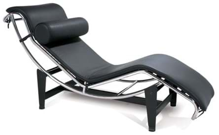Picture of Le Corbusier Chaise Longue LC4 (1929)