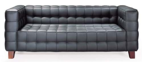 Picture of Josef Hoffmann Sofa 3 Seater Cubus (1910)
