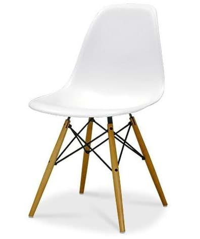 Image de Charles Eames Side Chair DSW (1950)