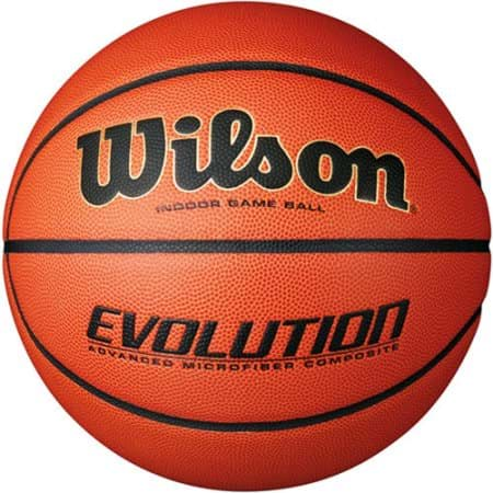 Afbeelding van Evolution High School Game Basketball