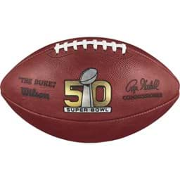 صورة SUPER BOWL 50 GAME FOOTBALL