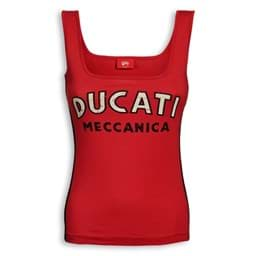 Sleeveless Shirt Meccanicaの画像