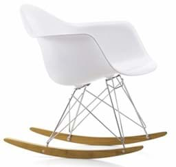 Bild von Charles Eames Rocking Chair RAR (1949)