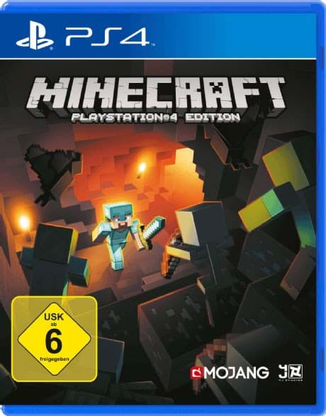 Picture of Minecraft - Playstation 4 Edition