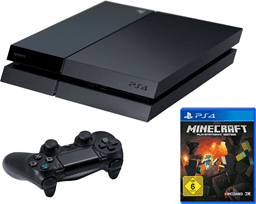 PlayStation 4 Minecraft Bundle की तस्वीर