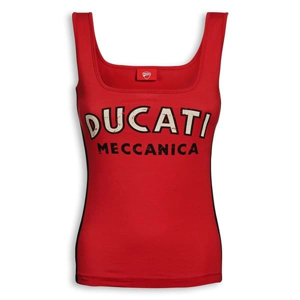Picture of Ärmelloses Shirt Meccanica