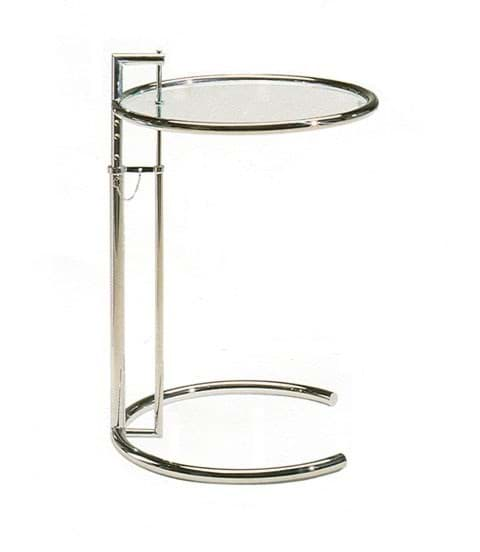 Image de Eileen Gray Tisch, Adjustable Table E 1027 (1927)