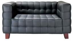 Picture of Josef Hoffmann Sofa 2 Seater Cubus (1910)