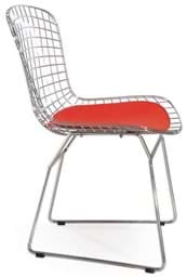 Image de Harry Bertoia Stuhl, Wire Side Chair 420 (1952)