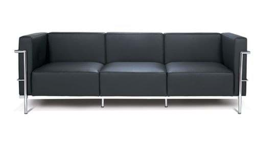 Picture of Le Corbusier Sofa Grande LC3 , 3-Sitzer (1928)