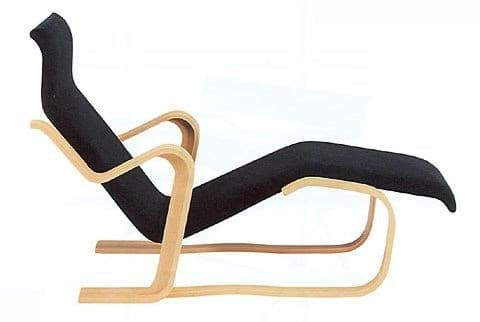Picture of Marcel Breuer Chaise Longue (1935)