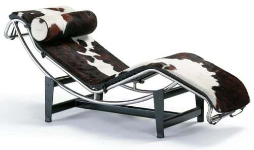 Afbeelding van Le Corbusier LC4 Chaiselongue Pony Edition (1928)