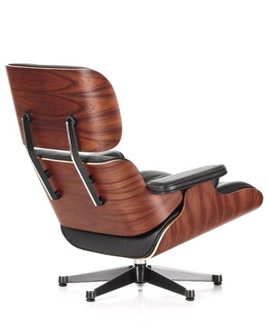 Image de Charles Eames Lounge Chair (1956)