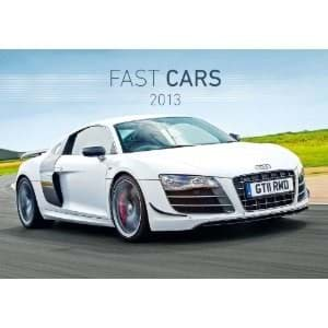 Picture of Fast Cars, Bildkalender 2013